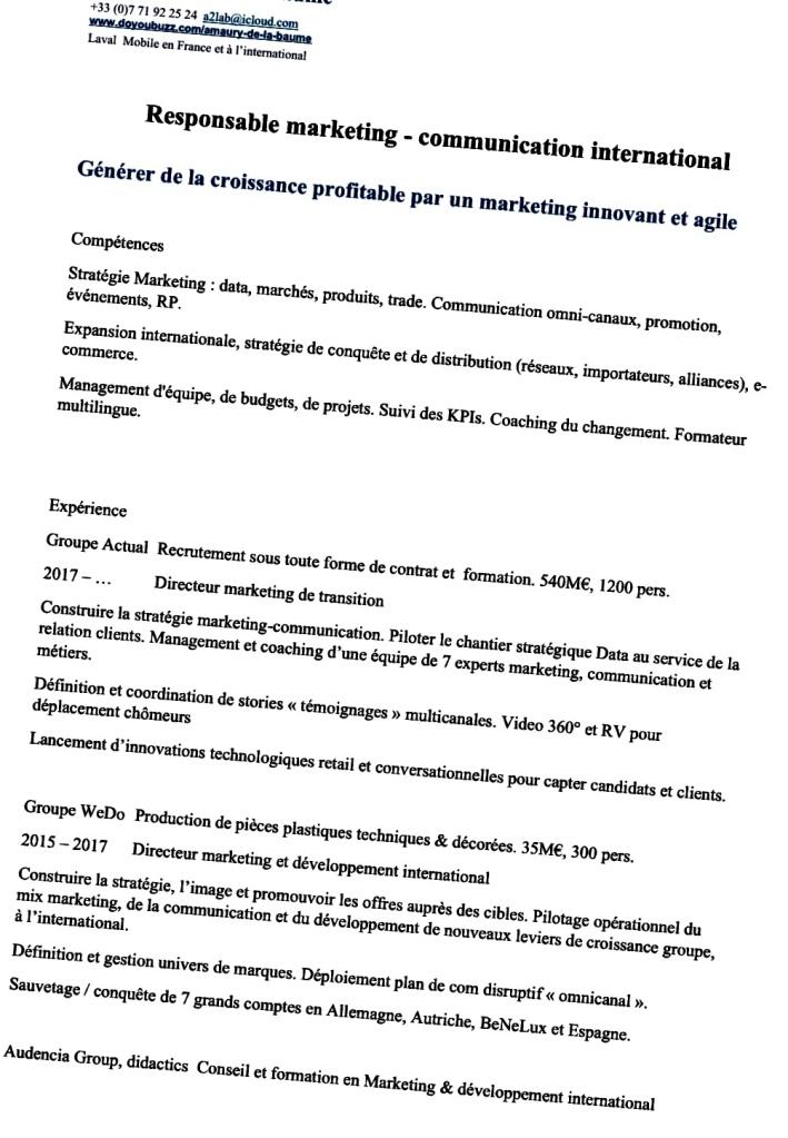 Personal Branding 360 Marketing